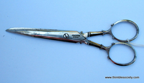 Steel scissors, James Bagshaw and sons