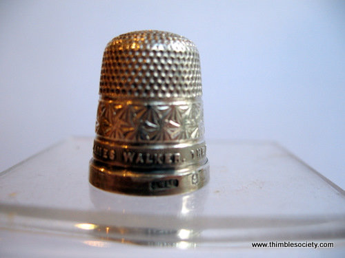 Silver Thimble, James Walker