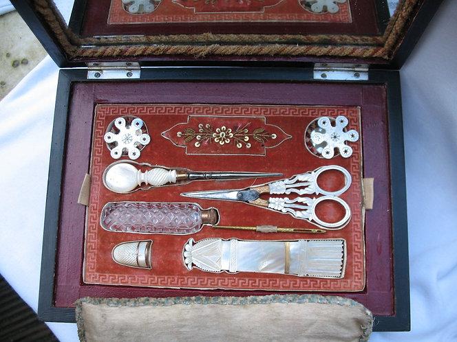 Palais Royale sewing box