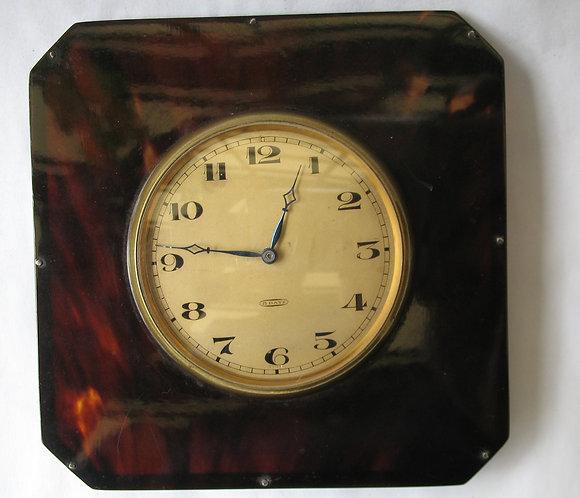 Tortoishell clock