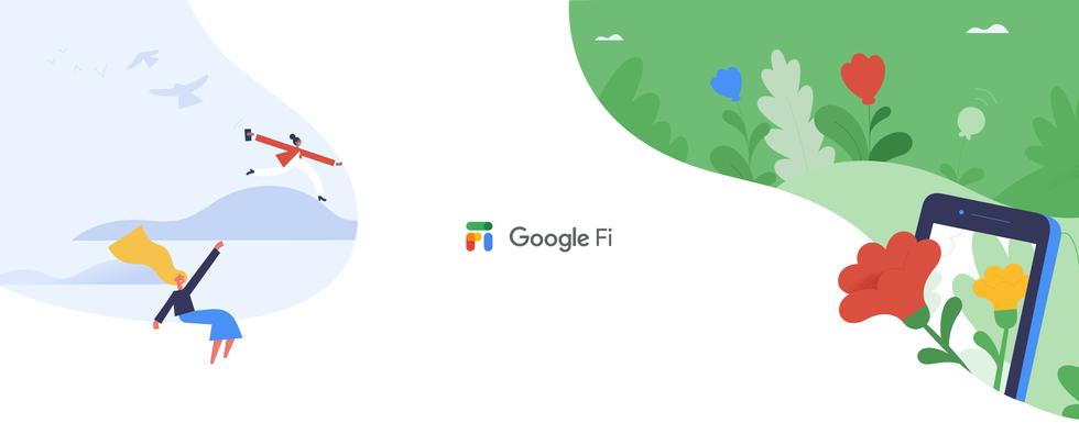 Google Fi - Social Content