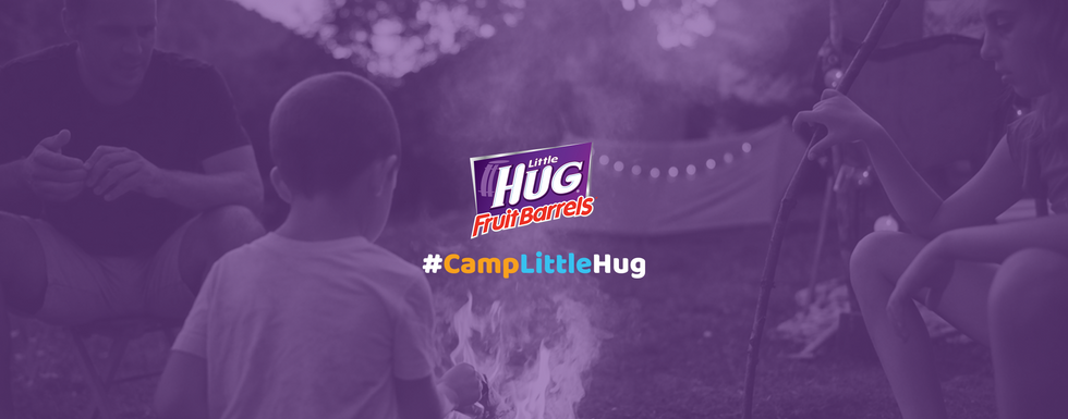 Little Hug® - Camp Little Hug® Summer Activation