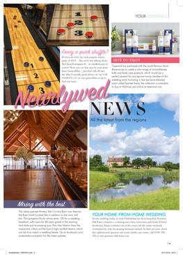 Your Berks, Bucks & Oxon Wedding | Magazine
