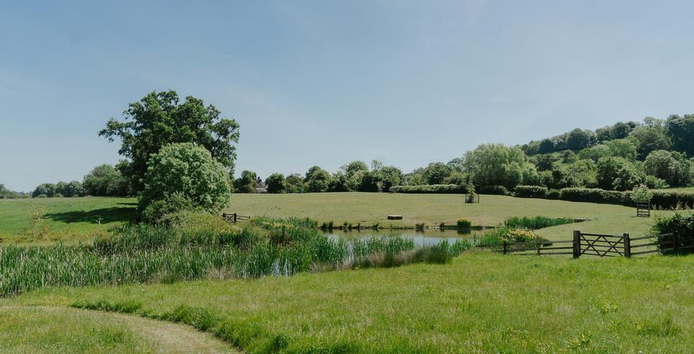 Cotswolds Farm Wedding Barn Primrose Hill Farm