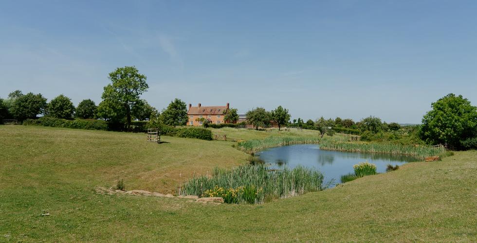 Cotswold Farm Wedding Barn Primrose Hill Farm