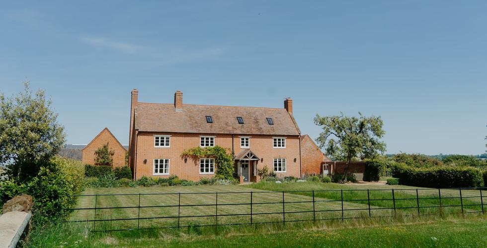 Cotswold Wedding Farmhouse Primrose Hill Farm
