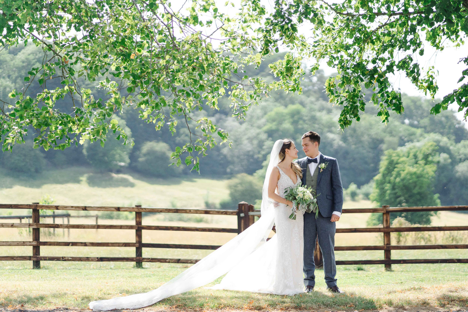 Bride and Groom by Chloe Ely Photography Wedding Photographer