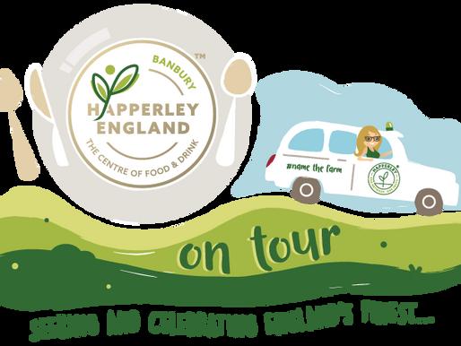 Happerley Tour at Primrose Hill Farm