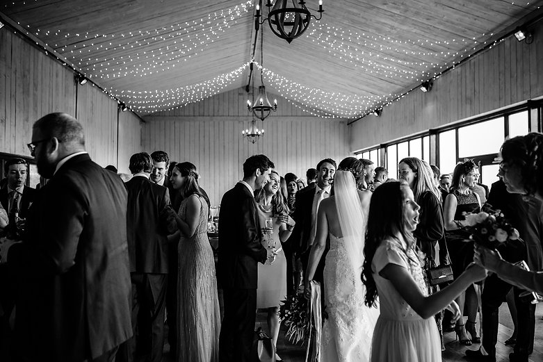 Cotswold Party Wedding Venue Reception