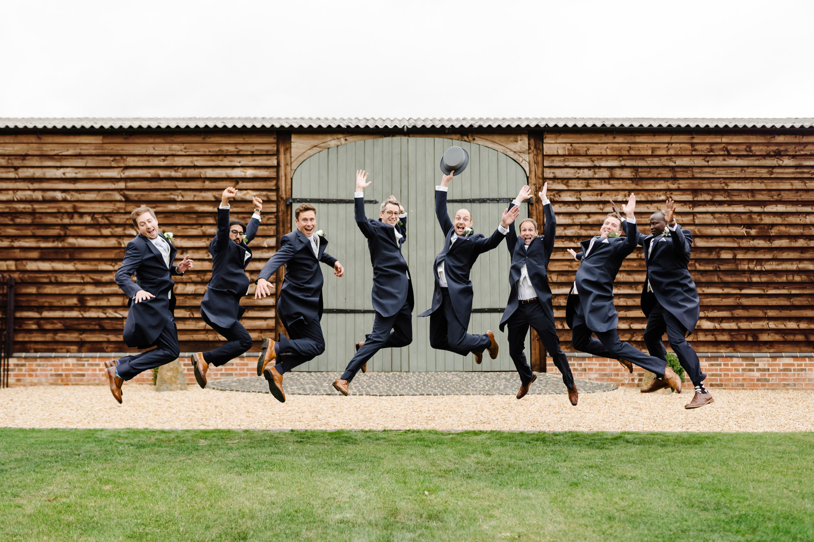 Groomsmen by Chloe Ely Photography Wedding Photographer