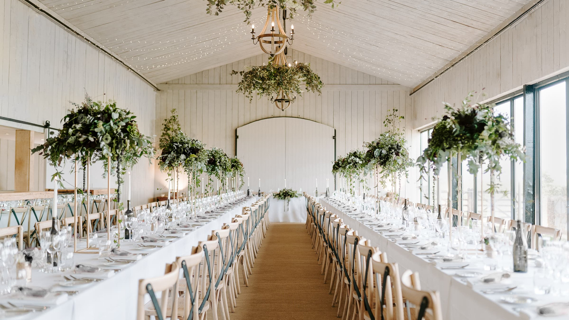 Cotswold Dining Wedding Barn Primrose Hill Farm
