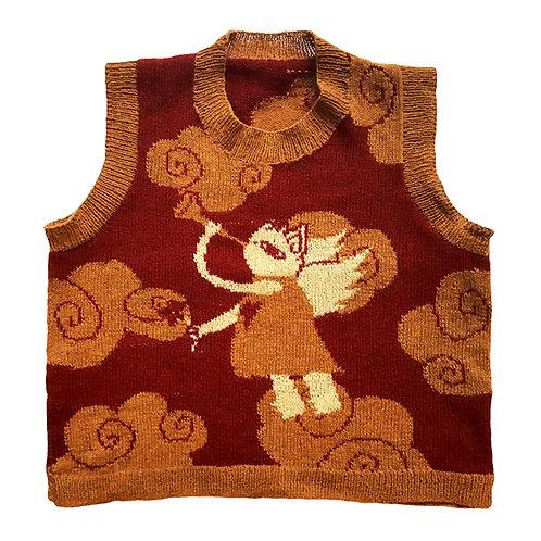 Cherub Vest Knitting Pattern