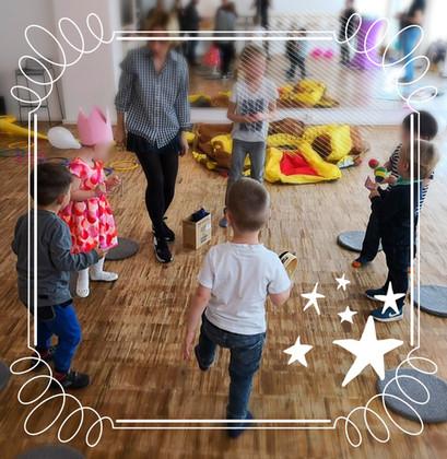 Unser altersgerechte Tanzprogramm