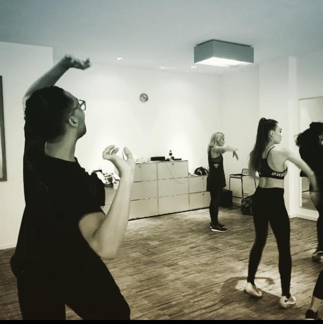 Tanzproben für Lambertz Monday Night