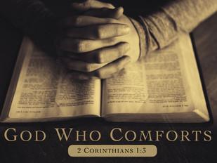 God Who Comforts