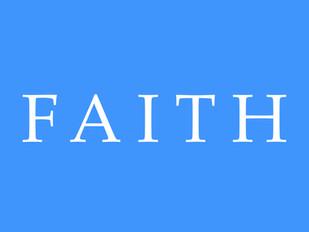 Never Leave the Faith
