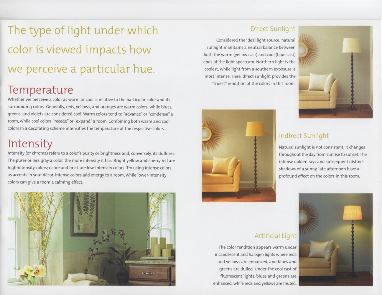 BM Color Language Brochure - 2
