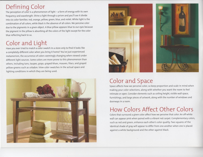 BM Color Language Brochure - 1