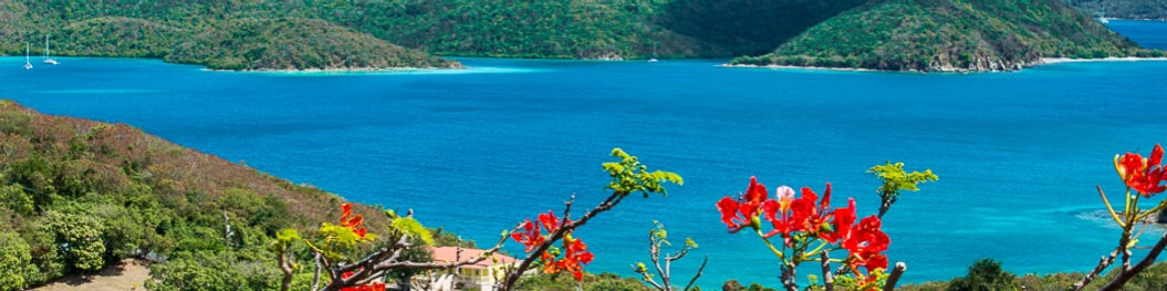 St. John villa for rent, water view Coral Bay, villAllure private holiday bungalow, best place to stay St. John USVI book now