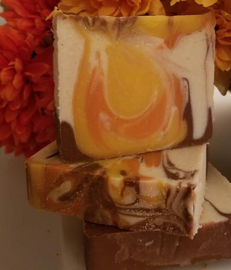 Pumpkin Pie Spice Soap