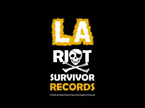 L.A. Riot Survivor Records signs Wounded Not Dead!