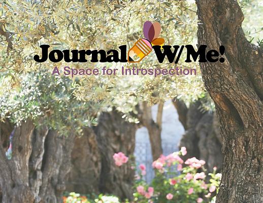 Journal W/ Me - 15 Days of Forgiveness