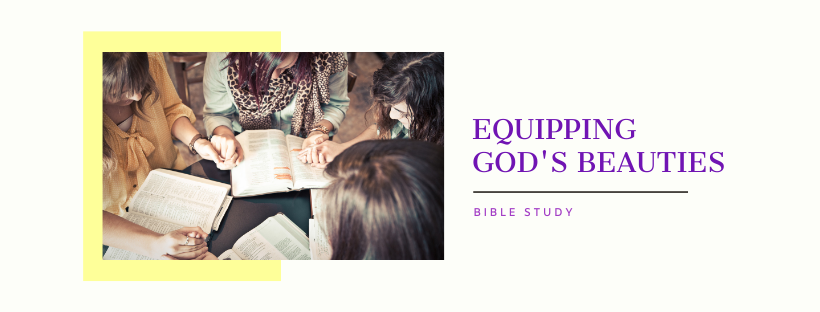 Equipping God's Beauties Study Guide - Ruth