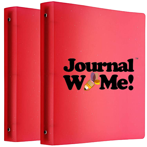 Journal W/ Me Binders