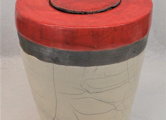 Handgemaakte Urn - bc43