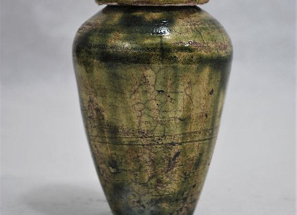 Handgemaakte Urn - bck16
