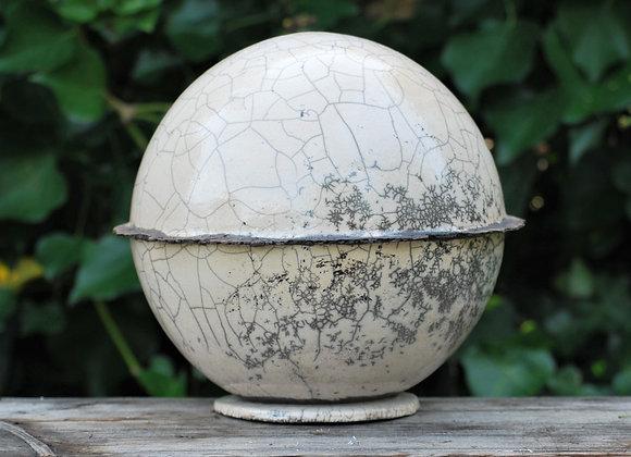 Handgemaakte urn - bc112
