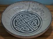 schaal keltische knoop 60€