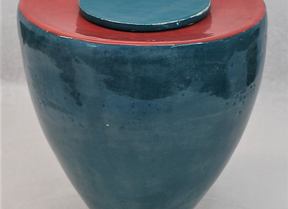 Handgemaakte Urn - bc37