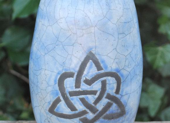 Handgemaakte Urn - bc114