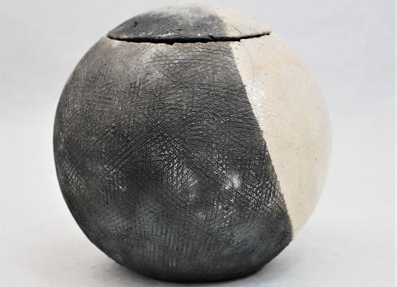 Handgemaakte Urn - bck9