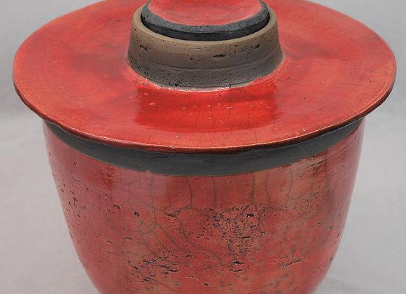 Handgemaakte Urn - bc59