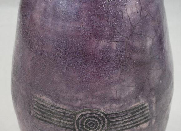 Handgemaakte Urn - bc29