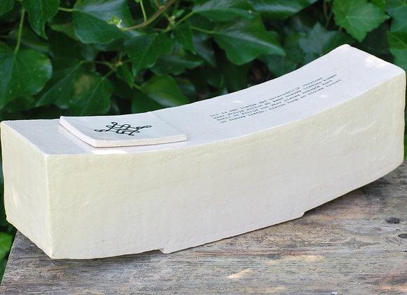 Handgemaakte Urn - bc124