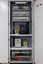 ШРП, Шкаф распределения питания, МПЦ-ПТ, Siemens, Finder, ABB, Phoenix Contact