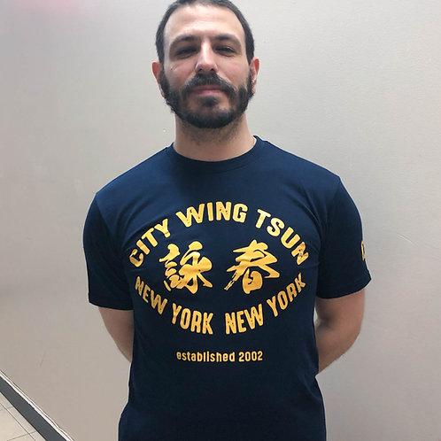 CWT Gym Shirt - Blue
