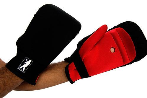 CWTAA Mitten-Style Lat Sau Gloves
