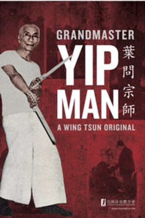 Grandmaster Yip Man Limited Edition Poster
