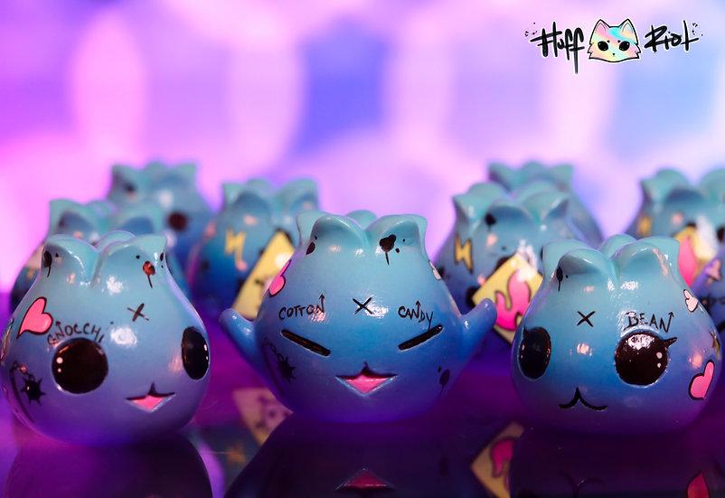 Signature Pattern Mini Dumpling Trio