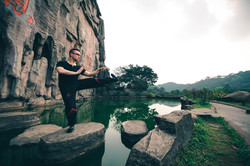 Sifu Alex in China