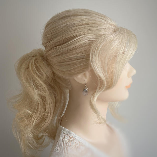 Prom or Bridesmaid Ponytail