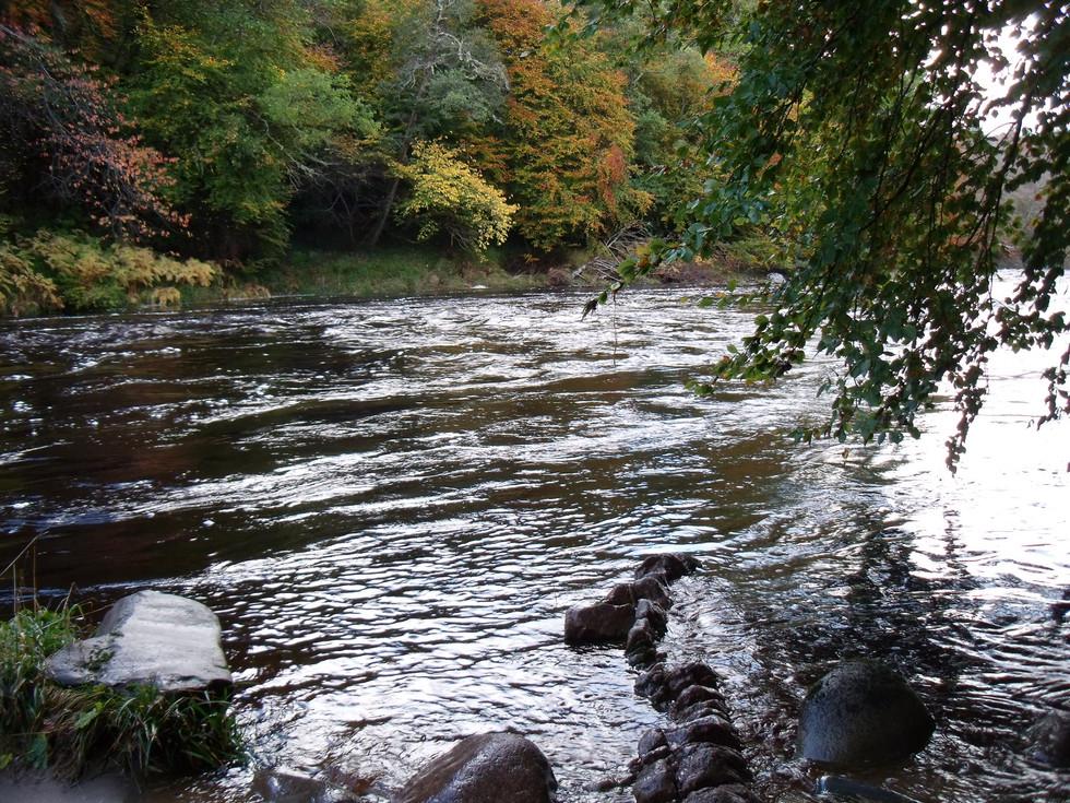 River Findhorn.