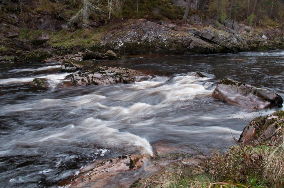 The River A'an