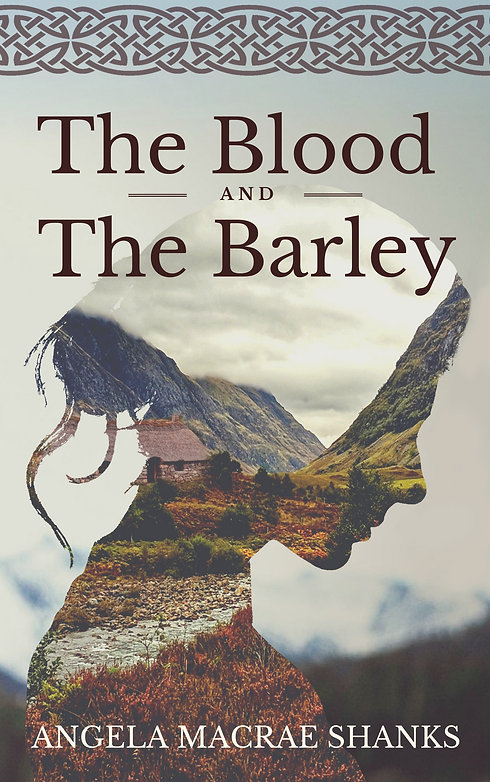The Blood and The Barley Cover