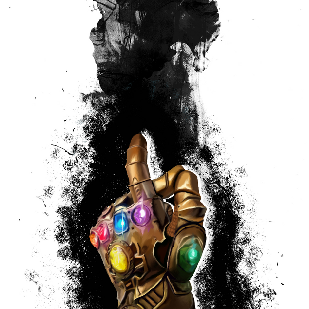 MANOPLA THANOS