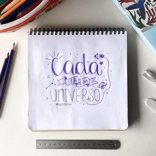 CADA SER É UM UNIVERSO